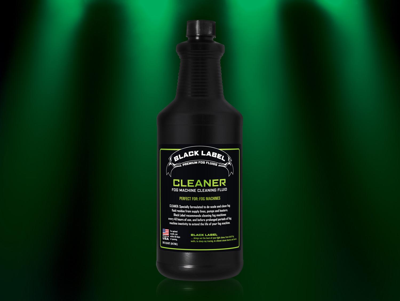 Black Label Cleaner