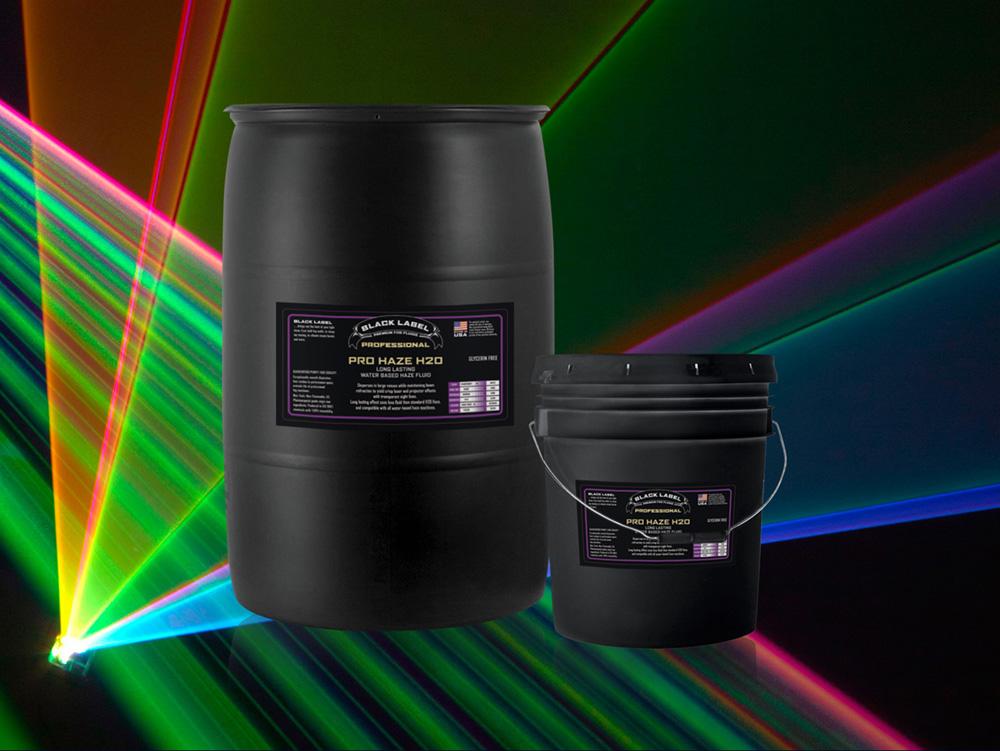 Black Label Pro Haze H2O